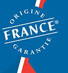 フランス製です。